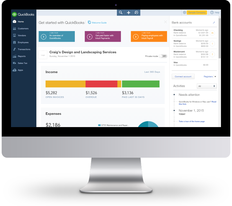 Connecticut QuickBooks - CBS Bookkeeping LLC