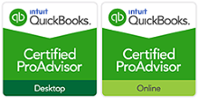 QuickBooks ProAdvisors - CBS Bookkeeping LLC