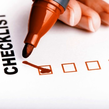 Year End Bookkeeping Checklist